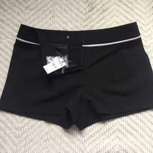 Express brand black shorts size 0
